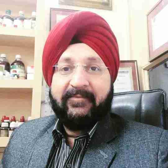 Dr. Satinder Singh's profile on Curofy