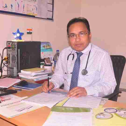 Dr. Tapan Matia's profile on Curofy