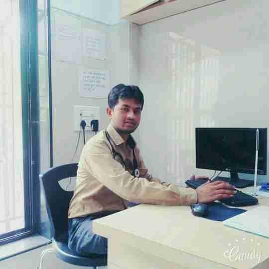 Dr. Sunil Mangilal Rathod's profile on Curofy