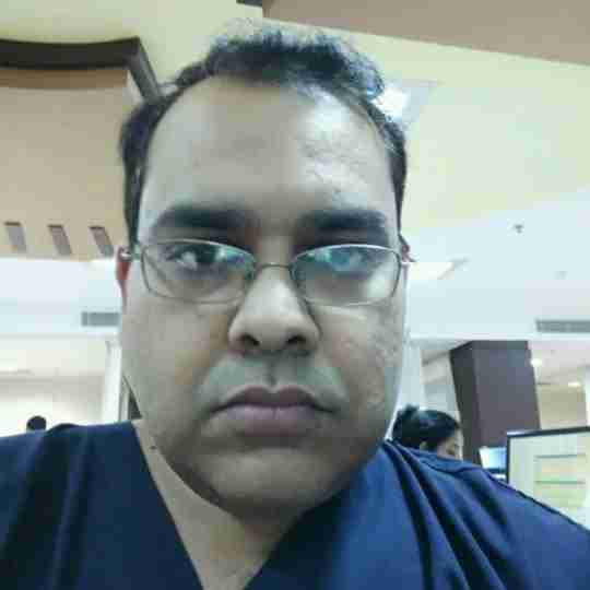 Dr. Abhishek Singh's profile on Curofy