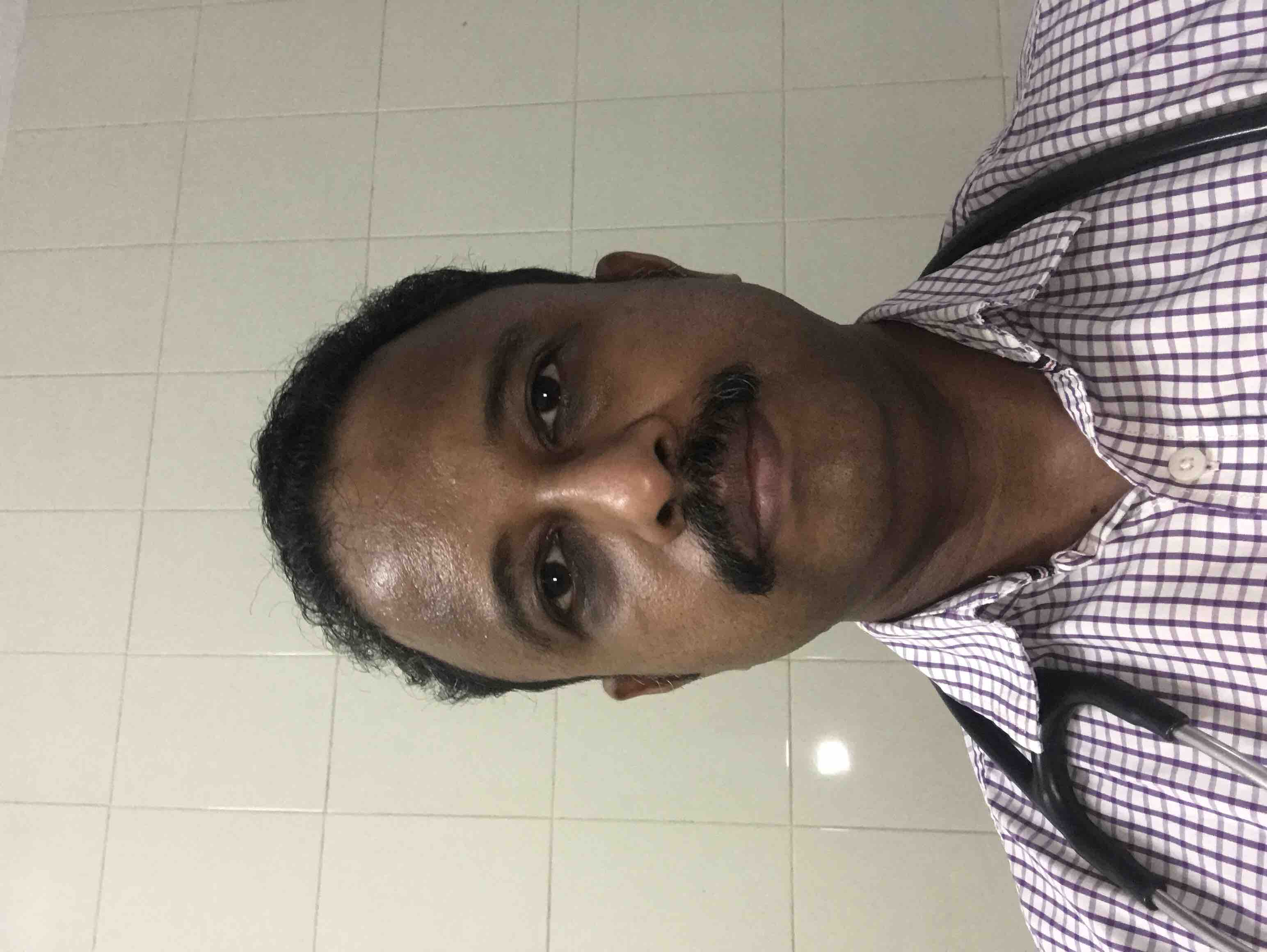 Dr. Karamchand Bhaskaram's profile on Curofy