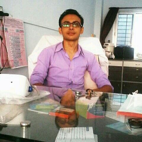 Dr. Dharmesh Borad's profile on Curofy