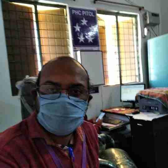 Dr. Nilesh Kumar Khadedia's profile on Curofy
