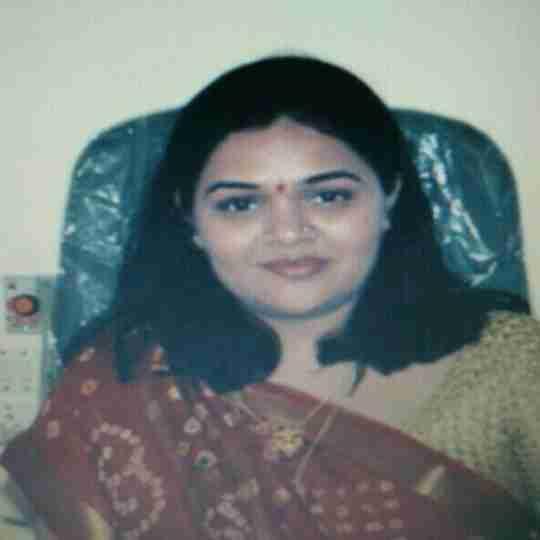 Dr. Chhaya Bangera's profile on Curofy