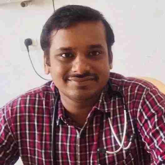 Dr. Prakash Veeramuthu's profile on Curofy