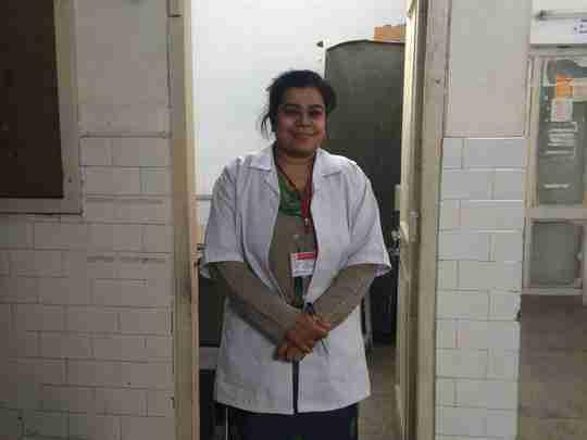 Dr. Geetika Dhawan's profile on Curofy