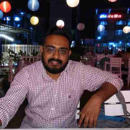 Dr. Akshay Jarande's profile on Curofy
