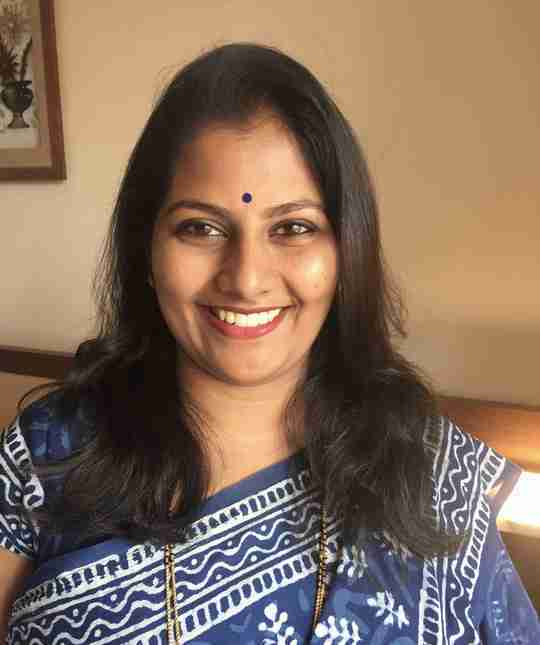 Dr. Varsha's profile on Curofy