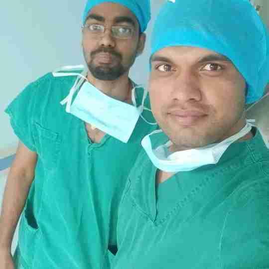 Dr. Ramanuj Kumar Verma's profile on Curofy