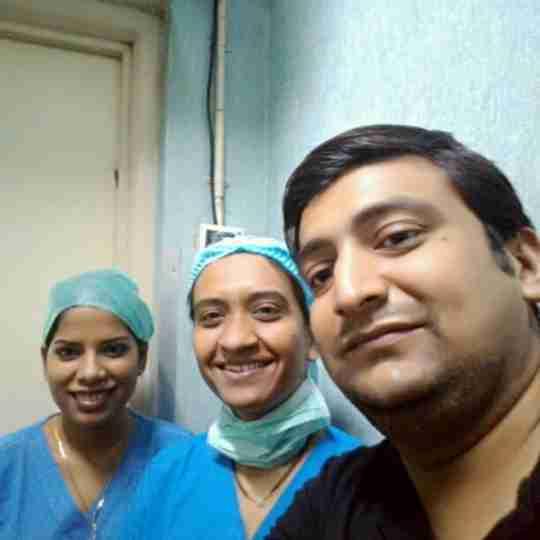 Dr. Shrikant Bharambe's profile on Curofy