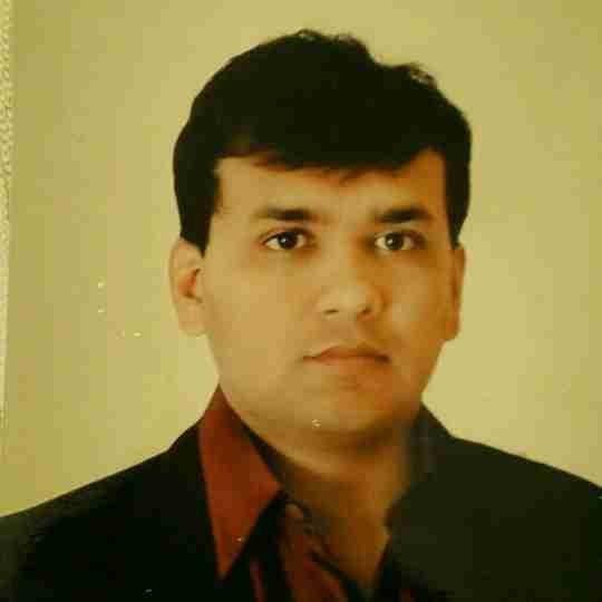 Dr. Yagnik Ardeshana's profile on Curofy