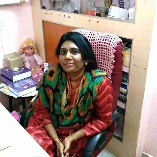 Dr. Mrs Jeeva Victory's profile on Curofy