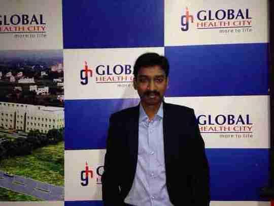 Dr. Sivakumar Madhu's profile on Curofy