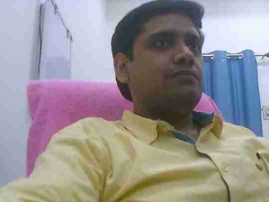 Dr. Manvendra Pal's profile on Curofy