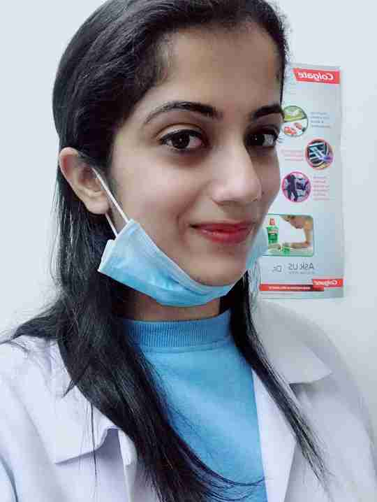 Dr. Meetika's profile on Curofy