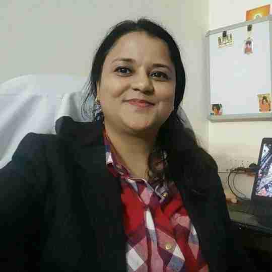 Dr. Niharika Dubey's profile on Curofy