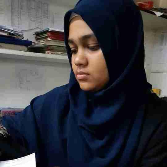 Dr. Bibi Mariam Malik's profile on Curofy