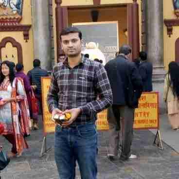 Nitesh Bhardwaj's profile on Curofy