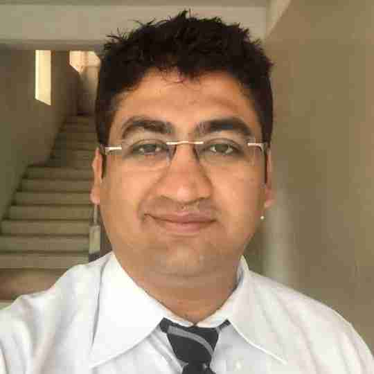 Dr. Mayur Kasat's profile on Curofy