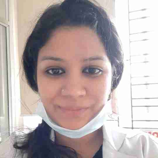 Dr. Namrata Jain's profile on Curofy