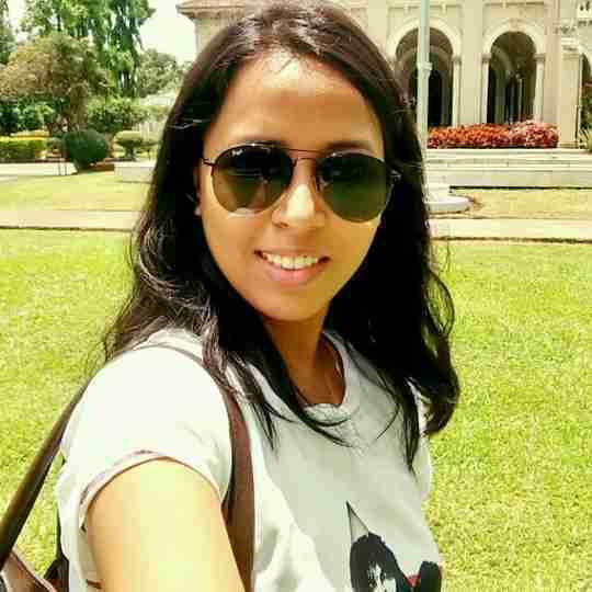 Dr. Ruma Dey's profile on Curofy
