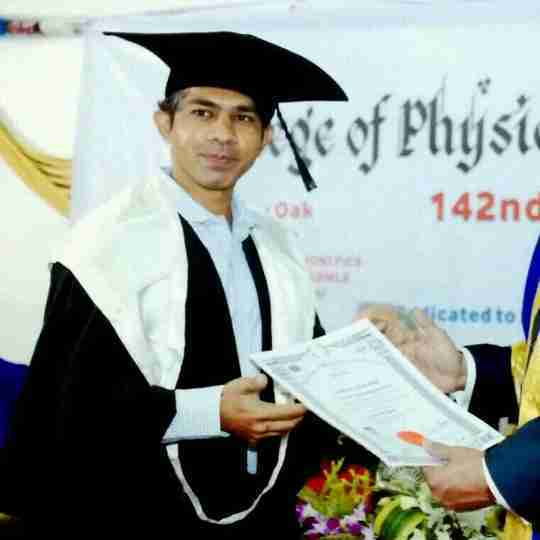 Dr. Raj Thorat's profile on Curofy