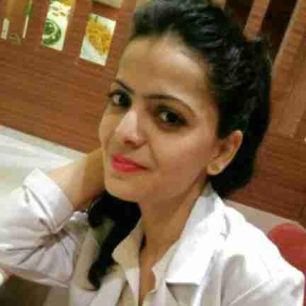 Dr. Krishteena Saifi's profile on Curofy