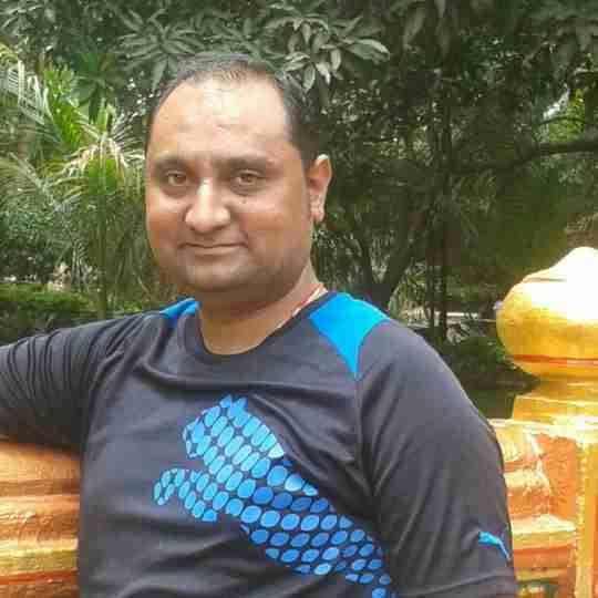 Dr. Mukesh Vyas (Pt)'s profile on Curofy