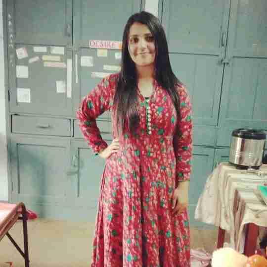 Dr. Akriti Sandal's profile on Curofy