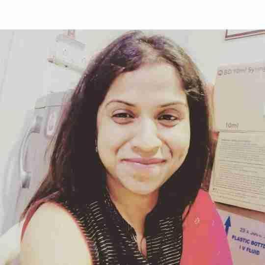 Dr. Meenakshi Dhanu's profile on Curofy