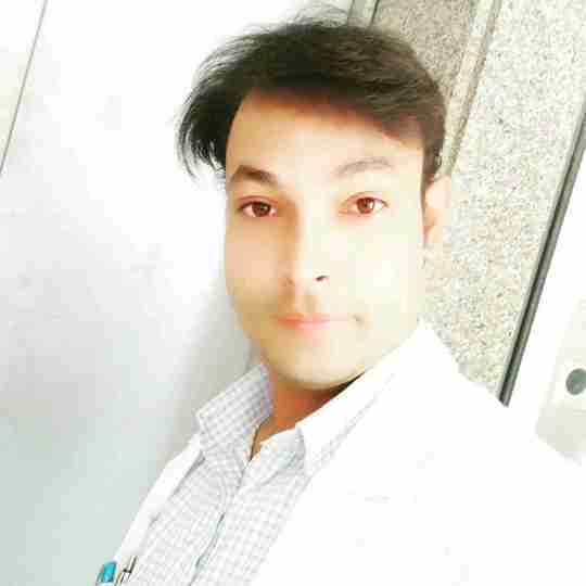Dr. Rahul Kumar (Pt)'s profile on Curofy