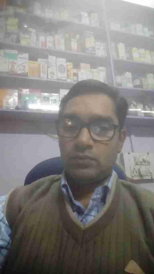 Dr. Salil Mehrotra's profile on Curofy