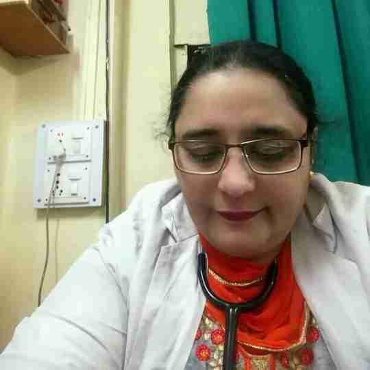 Dr. Manjit Kaur Tehalia's profile on Curofy