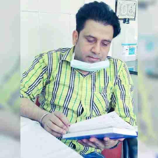 Dr. Abhay Prakash's profile on Curofy
