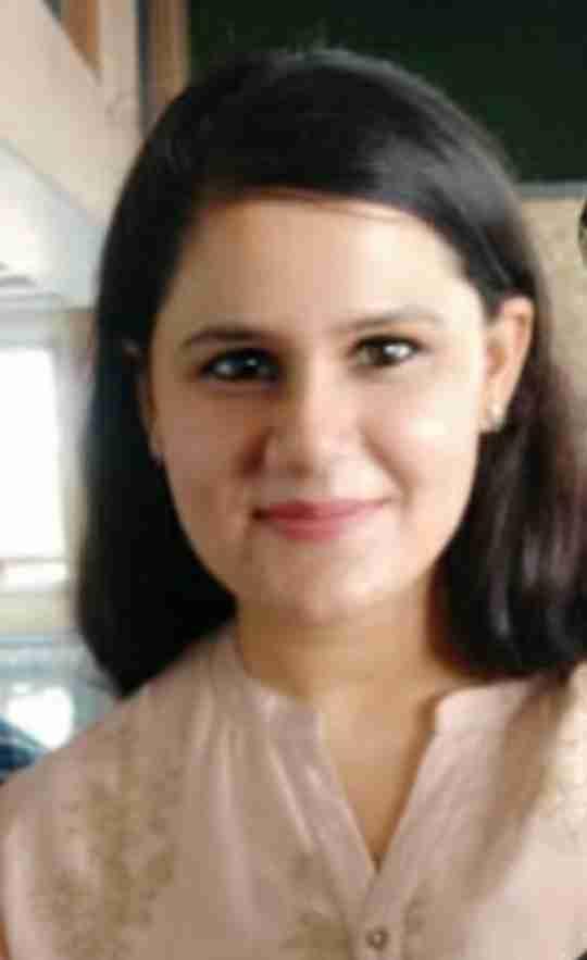 Dr. Priyanka Sharma's profile on Curofy