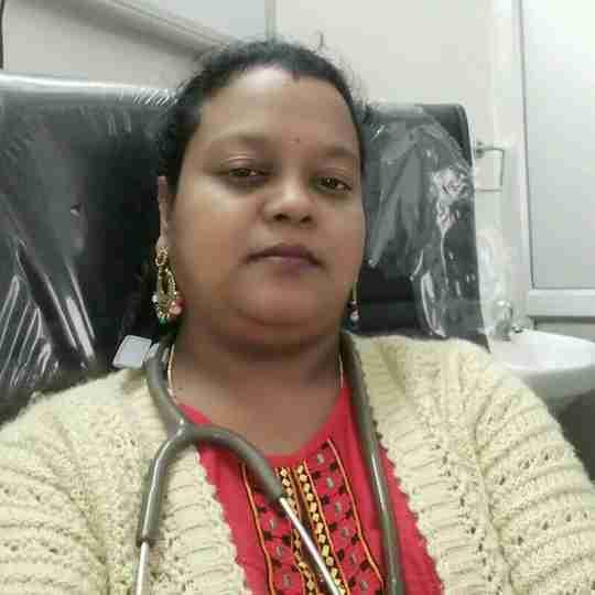 Dr. Madhumita Kujur's profile on Curofy