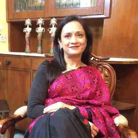 Dr. Amita Shah's profile on Curofy