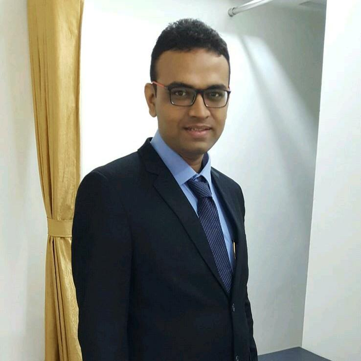Dr. Arpit Patel's profile on Curofy