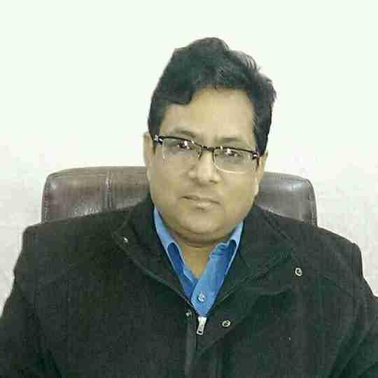 Dr. Sunil Kumar Mitra's profile on Curofy