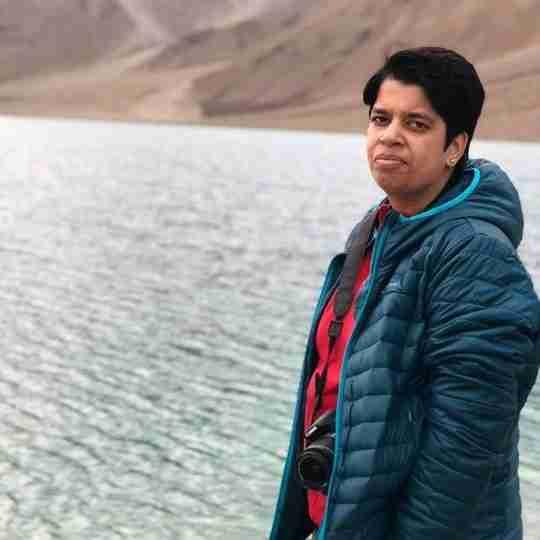 Dr. Richa Bhardwaj's profile on Curofy