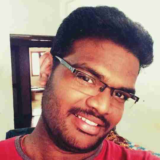 Kirubanandhan Periyasamy's profile on Curofy