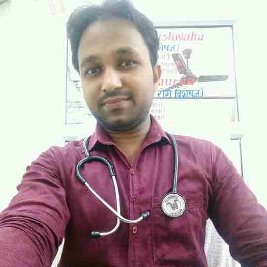 Dr. Rajat Kushwaha's profile on Curofy