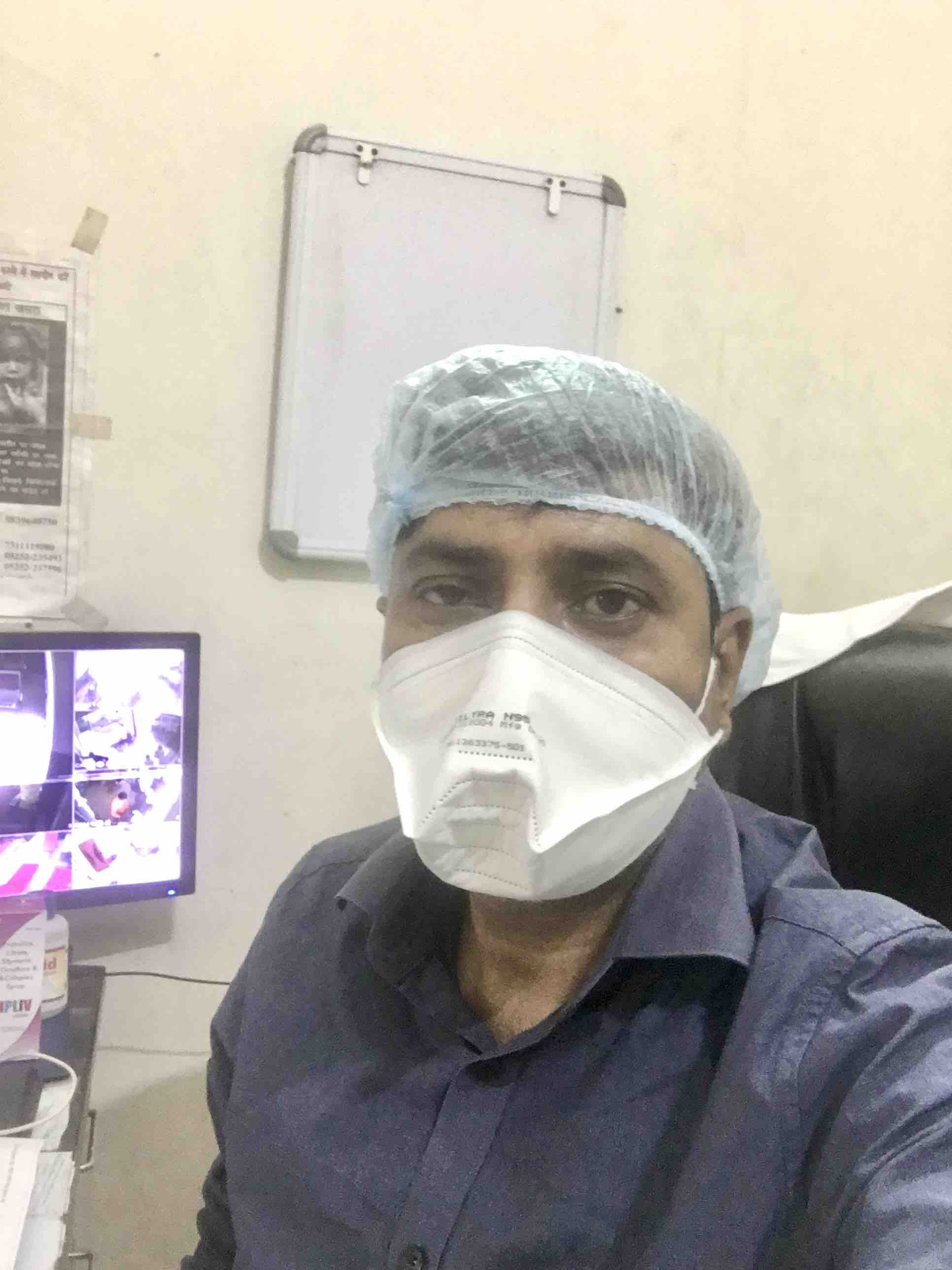 Dr. Arvind Singh's profile on Curofy