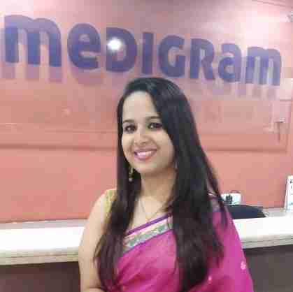 Dr. Pallavi Tiwari's profile on Curofy