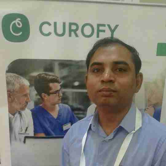 Dr. Rahul's profile on Curofy