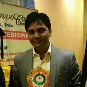 Dr. Krishna Lonkhare's profile on Curofy
