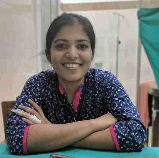 Dr. Karthika Mohan's profile on Curofy