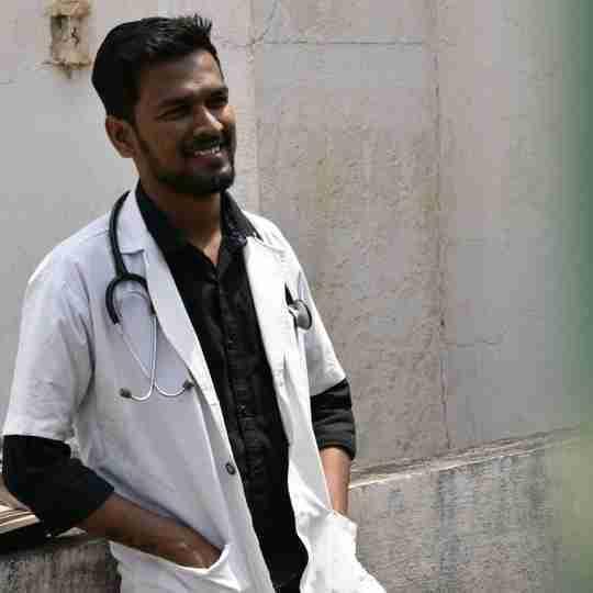 Dr. Sachin S Kabbin's profile on Curofy