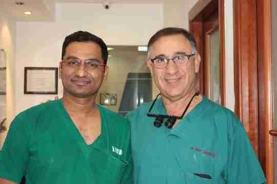 Dr. Pratyush More's profile on Curofy