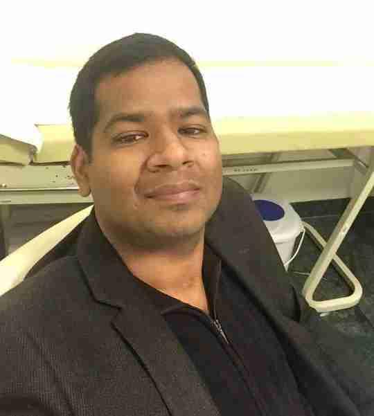 Dr. Deepak Garg's profile on Curofy